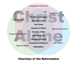 Reformation and Christ Alone