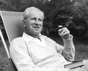 Herbert Marcuse, just ahead of his time (pic from Wikipedia)