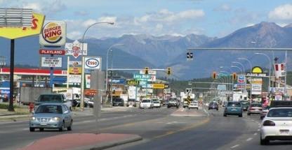 Figure 2: Commercial District