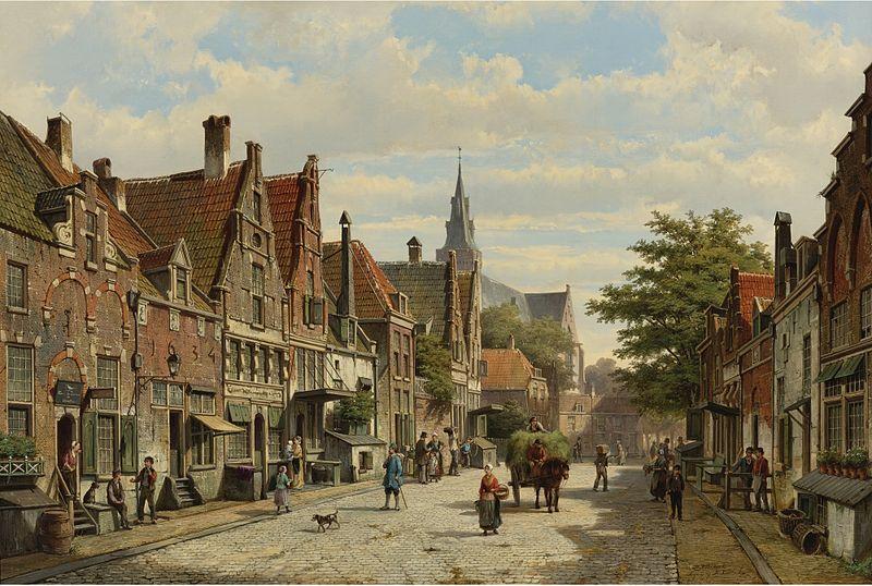Dutch town