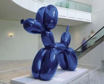Figure 3: Jeff Koon's Kitsch