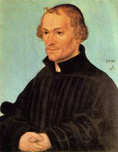 """""""Faith only exists in repentance"""" -- 16th c. Lutheran theologian, Phillip Melanchton"""